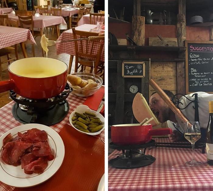 restaurant à Douvaine